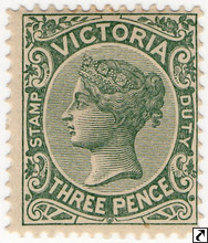 Australian Revenue Stamps