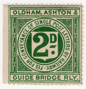 Oldham, Ashton & Guidebridge Railway
