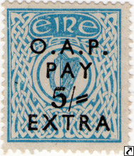 Irish Revenue Stamps
