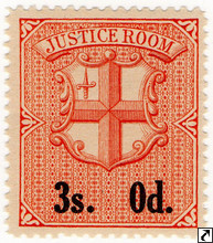 Regional Revenue Stamps