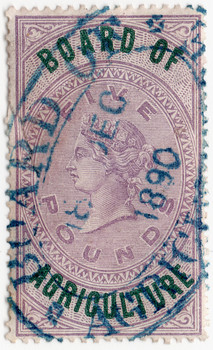 GB Revenue Stamp Archive (vol 1)
