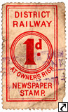 The Railway Philatelic Group