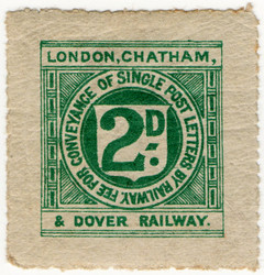 Railway Stamp Archive