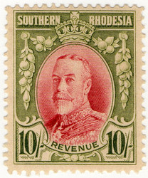 Colonial Revenue Stamp Archive