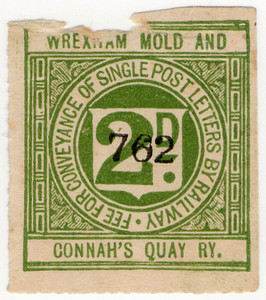Wrexham, Mold & Connah's Quay Railway