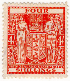(305) 4/- Red (1931)